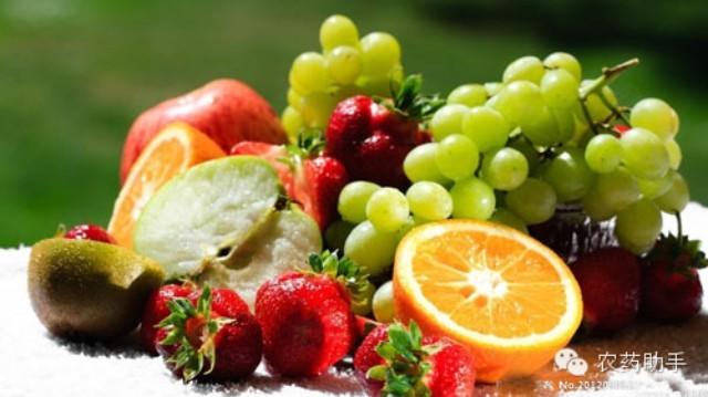 我国关于水果农药残留的规定