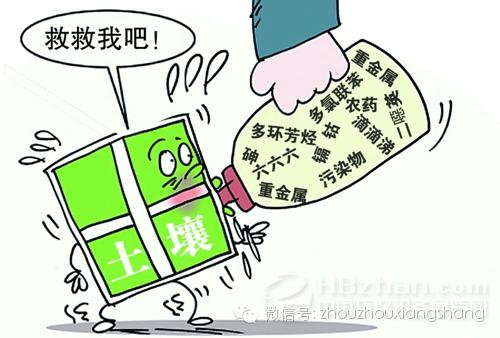 【修复地球】李长松:减轻环境污染成土壤消毒发展