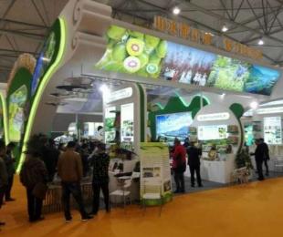 都江堰现代农业项目惊艳亮相成都农博会