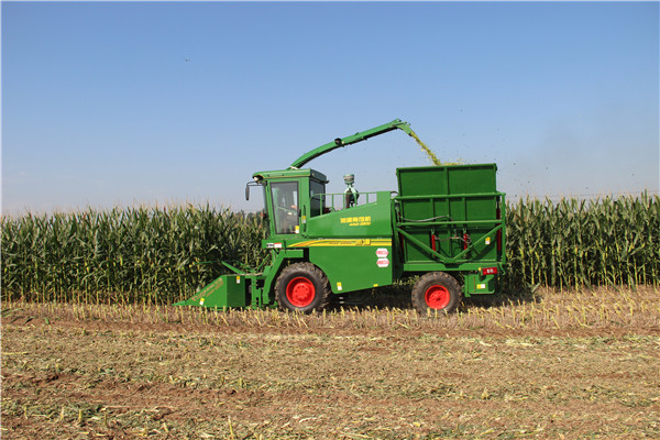 山东润源实业有限公司成立于1986年,是以生产谷物联合收割机,玉米图片