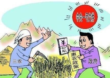 """中央一号文件给""""三农""""送了啥大礼?.jpg"""