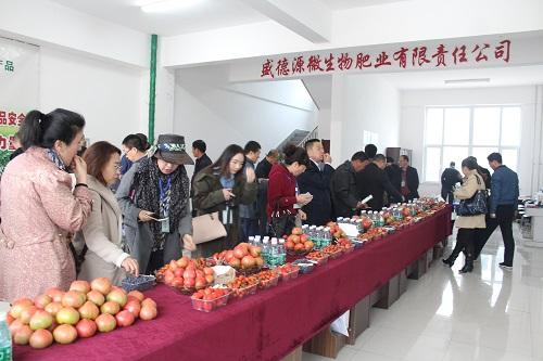 农业专家齐聚辽宁东港  盛金源牵头促进微生物肥行业发展