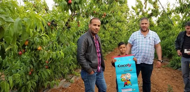 携手共创中国农资品牌梦,巧棵力沿一带一路走进约旦
