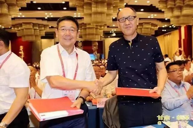 访临泽县鼎丰源凹土高新技术开发有限公司总经理张华