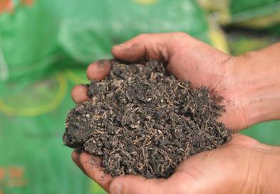 土壤有机质每增加1%,原来要施这么多有机肥
