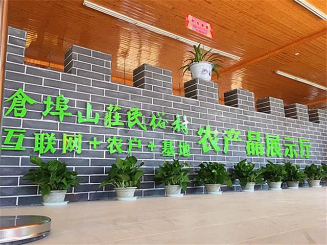湖北省武汉市新洲区互联网商旅小镇起航啦