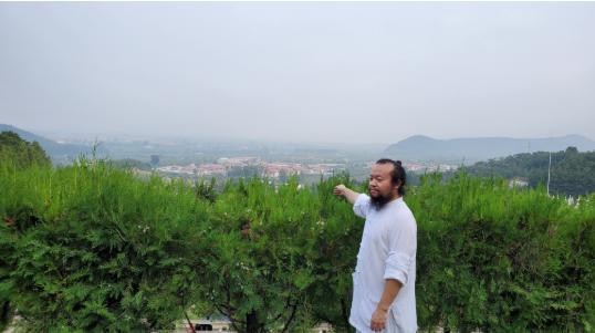 湖南长沙天王级风水大师无量子原来是一个农民