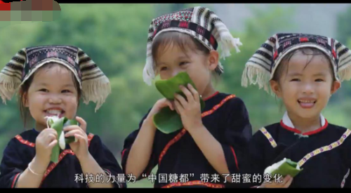 博创联动用农业科技带来了广西崇左的甜蜜果实