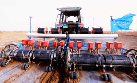 农机自动驾驶时代全面来临